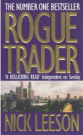 Omslag Rogue Trader
