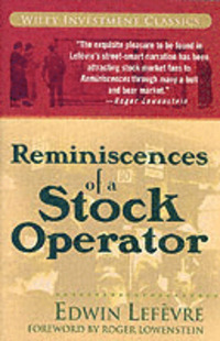 Reminiscences of a stock-operator