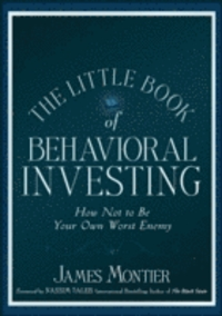 Cover The little book of behavioral investing