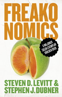 Cover Freakonomics